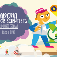 Concurso Escolar de Proyectos Científicos Arona Junior Scientists